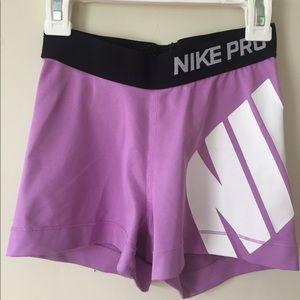 Nike Shorts | Light Purple Pros | Poshmark
